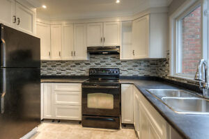 Luxury townhouse with garage. Available March 1