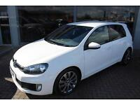 VW Golf GTD TDI. FINANCE SPECIALISTS. VAT QUALIFYING