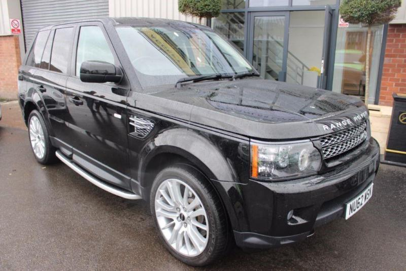 Land Rover Range Rover Sport SDV6 HSE LUXURY-REAR CAM-BLUETOOTH-SAT NAV