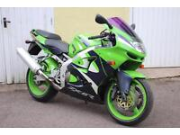 Kawasaki ZX-6R - 16k Miles - 3 Owners from New - Great Condition .....!