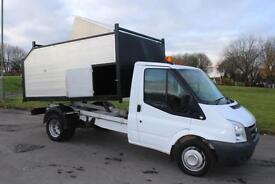 Ford Transit 350 115 Tree Arb Tipper Truck 31,000 Miles £14,995 + Vat