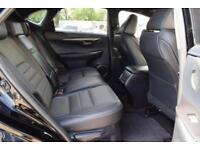 2014 Lexus NX 300h 2.5 F Sport E-CVT 4WD 5dr (Nav)