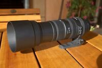 Sigma 150-500mm f/5-6.3 AF APO DG HSM Telephoto Lens for Canon