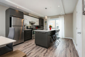 Condo 2 bedrooms - Saint-Hubert (Longueuil)