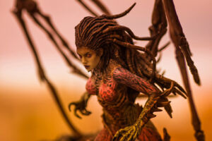 DC Unlimited Starcraft Premium Series 2: Kerrigan, Queen of Bla