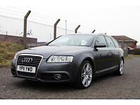 2011 Audi A6 Avant 2.0TDI S-line Limited Edition-