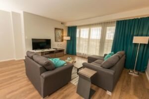 FURNISHED 2 BEDROOM UNITS