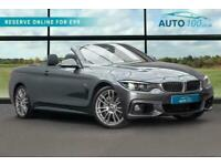 2019 BMW 4 Series 3.0 435d M Sport Auto xDrive (s/s) 2dr