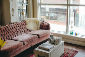 Bachelor Apartment available in vibrant North End