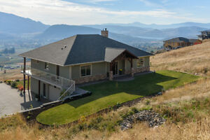120 Ranchland Place, Coldstream - Custom meets elegance