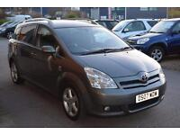 2007 Toyota Corolla Verso 2.2 D-4D T180 5dr