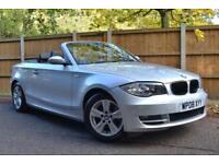 2008 BMW 118 2.0 i SE Convertible £138 A Month £0 Deposit