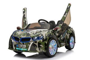 Voitures  Electrique - Kids Electric Ride On Car Clearance Sale