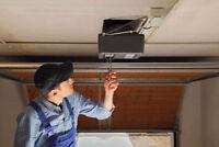 Broken Garage Door? Fast & Affordable Repairs START HERE