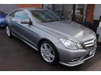 Mercedes E350 CDI BLUEEFFICIENCY SPORT