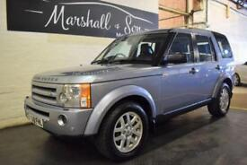 2009 09 LAND ROVER DISCOVERY 3 2.7 3 TDV6 XS 5D 188 BHP 7 SEATS DIESEL