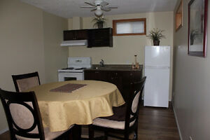 Beautifully renovated basement for rent in Airdrie