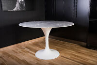 120 cm marble tulip table, Wazo Furniture