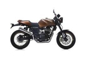 SWM MOTORCYCLES GRAN MILANO 440 EURO 4 ABS 445CC 2018