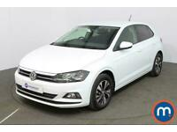 2020 Volkswagen Polo 1.0 EVO 80 Match 5dr Hatchback Petrol Manual