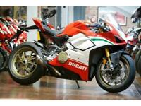 Ducati V4 Speciale Magnesium Wheels Upgrade Delivery Mileage