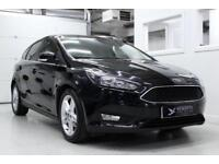 2016 Ford Focus 1.0 T EcoBoost Zetec (s/s) 5dr
