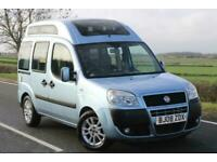 2008 Fiat Doblo 1.4 8V Dynamic 5dr +MICRO CAMPER, 2 BERTH, COOKER, FRIDGE, SINK