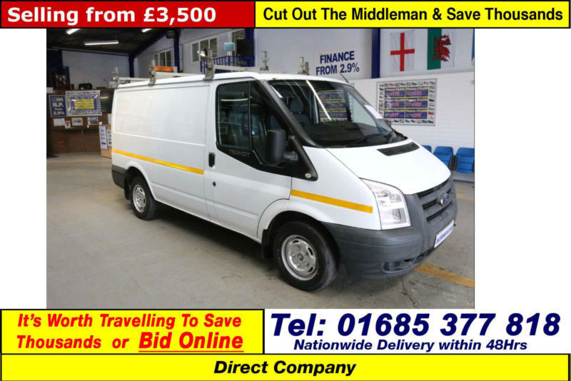 bc4c71bda1 2011 - 61 - FORD TRANSIT T260 2.2TDCI 85PS SWB VAN (GUIDE PRICE ...