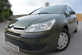 CITROEN C4 LX 1.4 16V 5 DOOR*LOW MILEAGE*LOMY 47K MILES*1 LADY OWNER SINCE 2009*