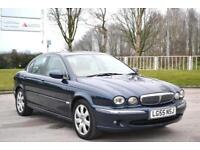 2005 Jaguar X-Type 2.5 V6 SE (AWD) 4dr