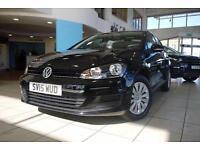2015 Volkswagen Golf 1.6 TDI BlueMotion Tech S 5dr (start/stop)