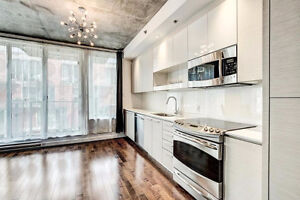 Beautiful, Bright Condo Ville-Marie/Griffintown/Old Port rent