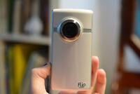 Battery Operated Flip Camera