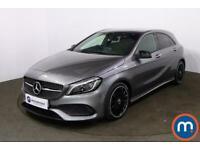 2018 Mercedes-Benz A Class A200d AMG Line Premium Plus 5dr Auto Hatchback Diesel