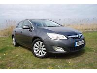 2011 Vauxhall Astra 2.0 CDTi ecoFLEX 16v SE 5dr (start/stop)