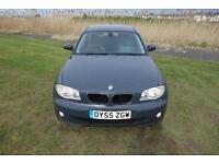 2005 BMW 1 Series 2.0 118d SE 5dr