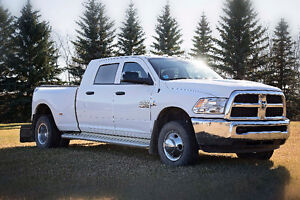 2015 Dodge Power Ram 3500 Dually, Megacab Pickup Truck
