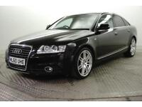 2010 Audi A6 TDI S LINE SPECIAL EDITION Diesel black Manual