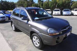 2009 Hyundai Tucson City SX SUV Beaconsfield Fremantle Area Preview