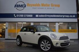 2012 62 MINI COOPER CHILLI GOOD AND BAD CREDIT CAR FINANCE AVAILABLE
