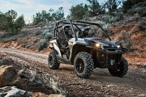 2018 Can-Am Commander Stock Clearance Sale