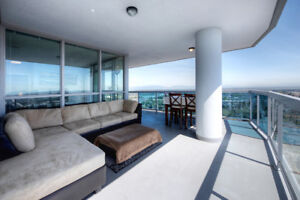 VIEW  CONDO - unobstructed VIEWS & huge wrap around deck!!!