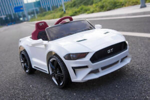 FORD MUSTANG GT Replica kids Ride on Car with Remote
