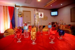 Party Hall Item - Table cloths
