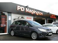 2012 FORD C MAX 1.6 Titanium + KEYLESS ENTRY and START + DAB RADIO