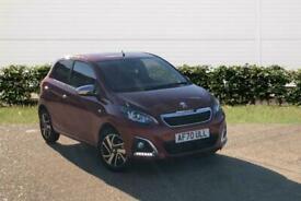 image for 2020 Peugeot 108 5dr Hat 1.0 72 Collection S+s Hatchback Petrol Manual