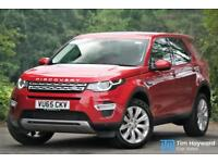 Land Rover Discovery Sport 2.2SD4 4X4 Auto HSE Luxury FLRSH PX Welcome