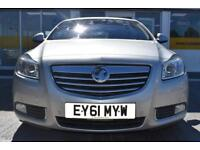 GOOD CREDIT CAR FINANCE AVAILABLE 2011 61 VAUXHALL INSIGNIA 2.0i ELITE