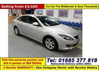 2010 - 10 - MAZDA 6 TS 2.2TD 163PS 5 DOOR HATCHBACK (GUIDE PRICE)
