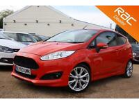 2013 63 FORD FIESTA 1.0 ZETEC S 3D 124 BHP - CAR DEALER OF THE YEAR